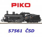 57561 Piko Steam Locomotive Class 413 of the CSD