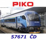 "57671 Piko Control Cab Coach ""Railjet"", 1st Class of the CD"