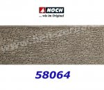 58064 Noch  Wall - Nature Stone Wall Series , 33 x 12,5 cm, H0