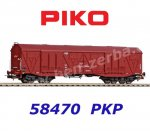 58470 Piko Large-capacity Freight Car 401K of the PKP