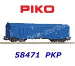 58471 Piko Large-capacity Freight Car 401K of the PKP