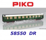 58550  Piko Passenger Car Type Y Ame '69 of the DR