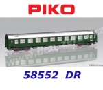58552  Piko Passenger Car Type Y Bme '69 of the DR