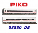"58580  Piko Extension set of 2 cars BR 412 ICE 4 ""Klimaschützer"" of the DB"