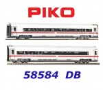 "58584 Piko Extension set of 2 cars BR 412 ICE 4 ""Klimaschützer"" of the DB"