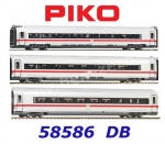 "58586  Piko Extension set of 3 cars BR 412 ICE 4 ""Klimaschützer"" of the DB"
