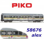 58676 Piko  Passenger Car 1st/2nd Class Alex