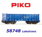 "58748 Piko  Open Car of the ""Lokotrans"" CZ"