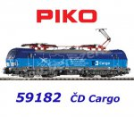 59182 Piko Electric Locomotive Class 383 Vectron ČD cargo