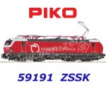 59191 Piko Electric Locomotive Class 383 Vectron of the ZSSK ,,Národný dopravca,,