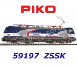 "59197 Piko Electric Locomotive Class 383 Vectron of the ZSSK ,,""A common Road to Success"""