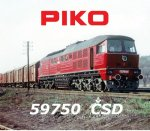 59750 Piko Locomotive class T679.2 of the CSD