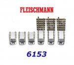 6153 Fleischmann Profi extension set for turntable 6152 C