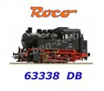 63338 Roco Steam Locomotive Type BR 80 of the DB