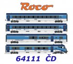 64111 Roco 4-part Railjet set of the CD