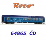 "64865 Roco Passenger Car w/ baggage compartment Y/B-70 2nd Class ""Najbrt"" CD"