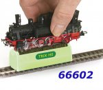 66602 TRIX Wheel Cleaning Brush For Locomotives H0