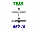 66740 TRIX MiniTRIX Light Insert for Turnout Lantern, N