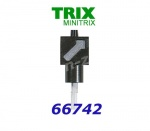 66742 TRIX MiniTRIX Right Turnout Lantern, N