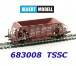 683008 Albert Modell Ballast Hopper Car Type Faccpp of the CZ TSSC