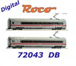72043 Roco  2 piece Extension Set ICE 3 Class 407, DB