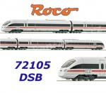 72105 Roco  Diesel multiple unit class 605 IC, DSB