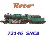 72146 Roco Steam Locomotive Class 25 of the SNCB