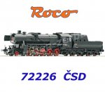 72226 Roco Steam locomotive class 555 .0of the CSD