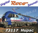 73117  Roco Electric Locomotive Class 193 Vectron of the HUPAC, Sound