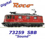73259 Roco Electric Locomotive Class 420 278-4, of the SBB, Sound