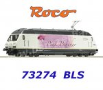 "73274 Roco Electric locomotive Class 465 017 ""Pink Panther"" of the BLS"