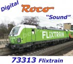 73313  Roco Electric Locomotive Class 193 Vectron Flixtrain, Sound