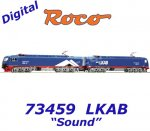 73459 Roco Electric Electric double Locomotive IORE, LKAB - Sound