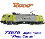73673 AKCE Roco Electric Locomotive Class 119 of Alpha Trains