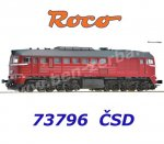 73796 Roco Diesel Locomotive Class T679.1294 of the CSD