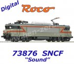 73876  Roco Electric locomotive BB 7301, SNCF, Sound