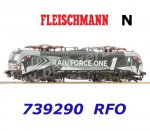 "739290 Fleischmann N Electric Locomotive Class 193 ""Vectron""  ""Rail Force One"