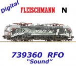 "739360 Fleischmann N Electric locomotive Class 193 ""Vectron""  ""Rail Force One, Sound"