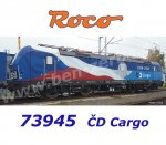 73945 Roco Electric Locomotive Class  383, of the CD Cargo