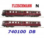 740100 Fleischmann N 2-piece Railcar Class 515 of the DB