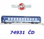 74931 Tillig Sleeping Coach WLAB, type Y, of the CD