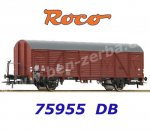 75955 Roco Box Car Type Glmhs of the DB