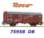 75958 Roco Box Car Type Glmhs of the DB
