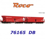 76165 Roco Set of 2 Hopper Cars of the DB Schenker