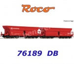 76189 Roco Set of 2 Hopper Cars of the DB Schenker (no.3)