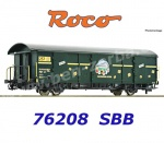 76208 Roco Mail wagon type Z2 of the SBB