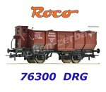 76300 Roco Open goods wagon, type Om, of the DRG