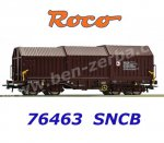 76463 Roco  Telescopic Hood Car Type Shimms of the SNCB