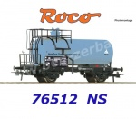 "76512  Roco  Tank wagon ""Akzo Zout Chemie"" of the NS"