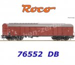 "76552 Roco Boxcar, type GGths ""Bromberg"", of the DB"